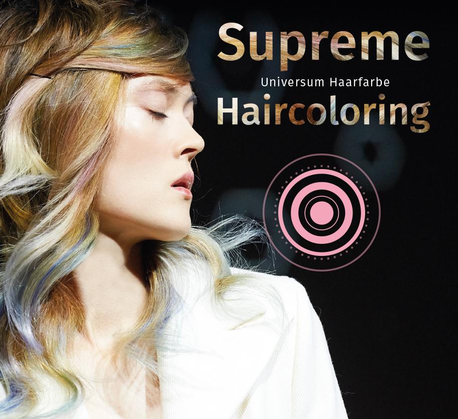 ORGÆNIC Haircoloring Supreme